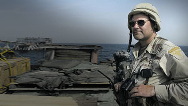 The U.S. Coast Guard in Iraq