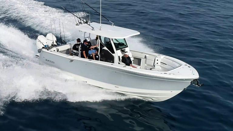 New Boat: Blackfin 302CC