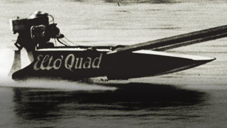 When Outboards Took Flight