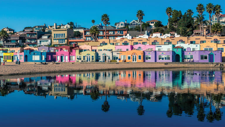Waypoint: Santa Cruz, California