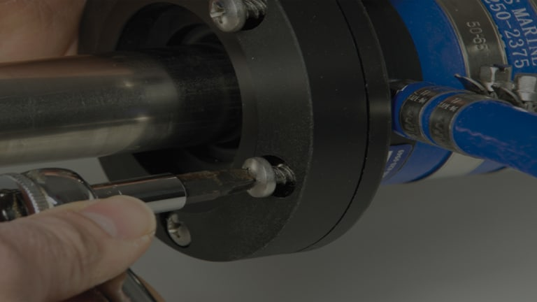 How to Maintain A Dripless Shaft Seal