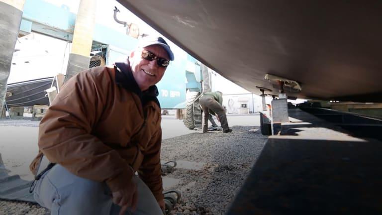 Meet Carolina Boatbuilder Paul Mann