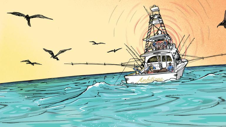 Offshore Etiquette