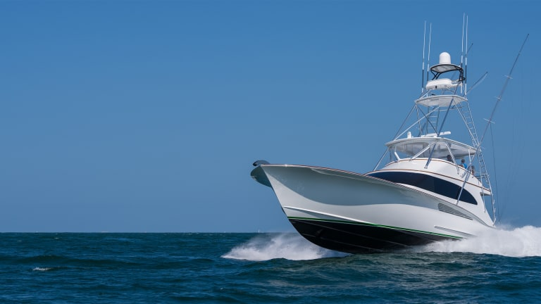 New Boat: Jarrett Bay 67