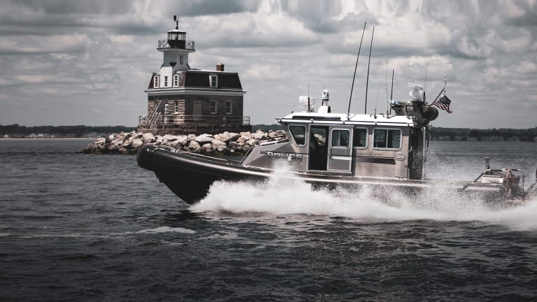 Exclusive: Ride Along with the Fairfield Police Marine Unit