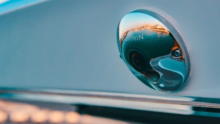 Garmin Debuts 360-Camera System
