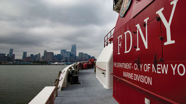 Exclusive: Ride Along with the FDNY
