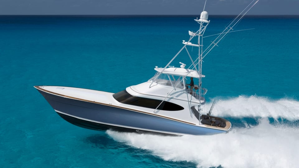 Testing the Hatteras GT59