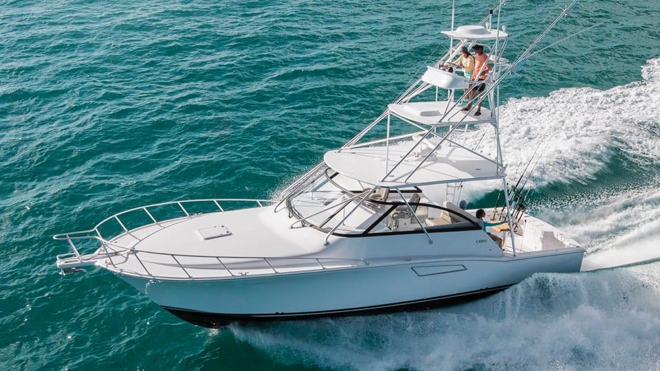 New Boat: Cabo Yachts 41