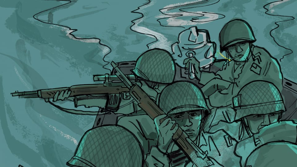 How the Outboard Helped Win World War II