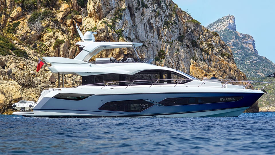 New Boat: Sunseeker 68 Manhattan
