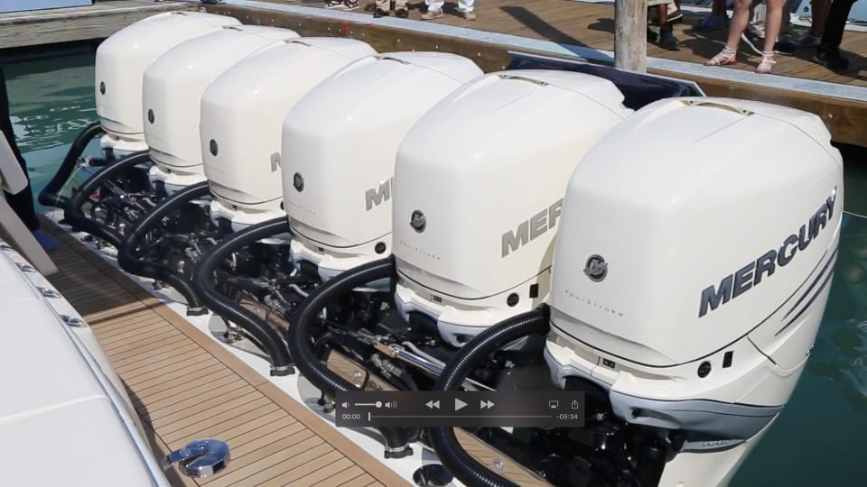 Scouting Report: The Scout 530 at the 2019 Miami Boat Show