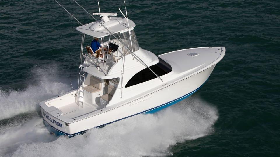 New Boat: Viking 38 Billfish