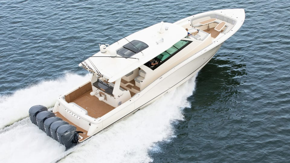 New Boat: Scout 530 LXF