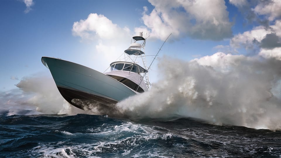 Tested: Hatteras GT59