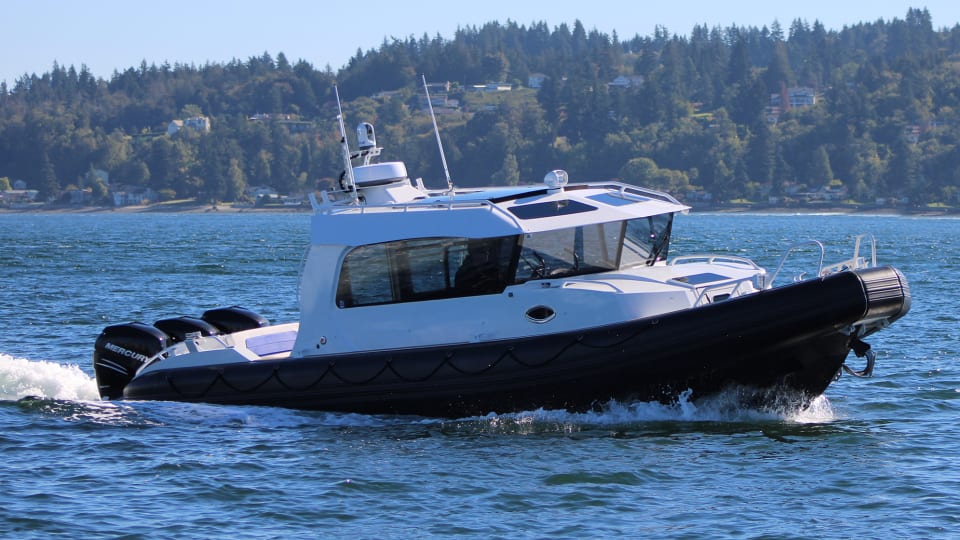 New Boat: Life Proof Yachtline 33