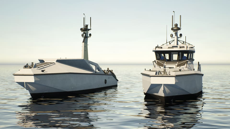Special Report: The Dawn of Driverless Boats