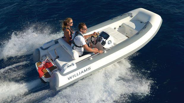 The Williams Sportjet 395