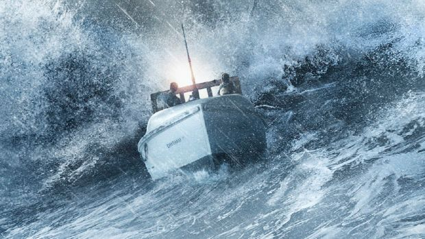 Finest Hours boat