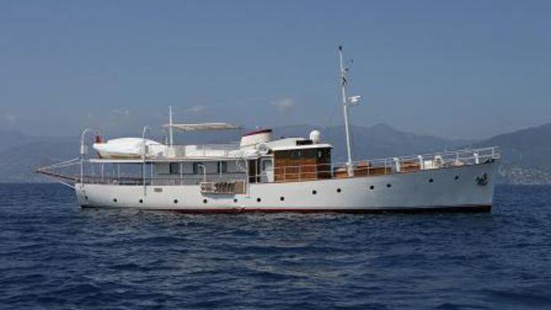Ocean Glory was built in Glasgow, Scotland, in 1935.