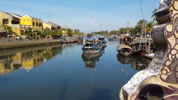 Cua Viet River