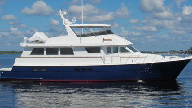 Hatteras 70 Motoryacht