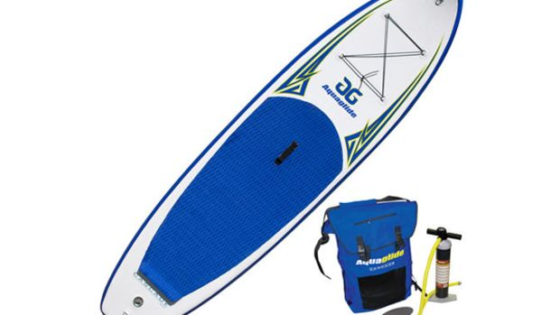 Cascade Inflatable SUP