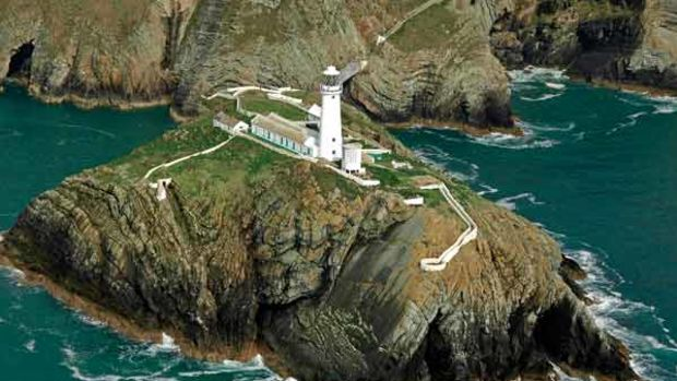 January 2007: South Stack Light, Wales