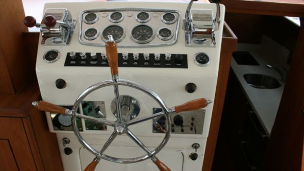Boat Helm