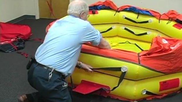 Boarding The Raft