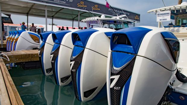 Seven Marine Outboards