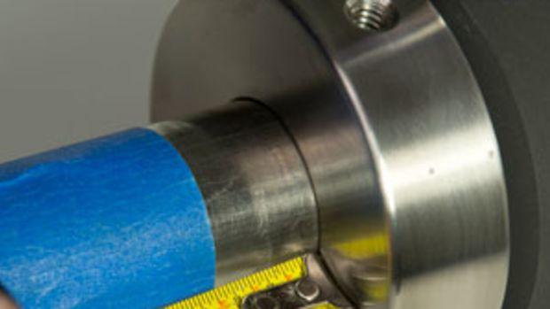 Shaft Seal Maintenance - Step 5