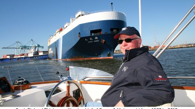 Capt. Richard Thiel was editor-in-chief of Power & Motoryacht from 1987 to 2012.