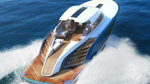 Aeroboat SV12