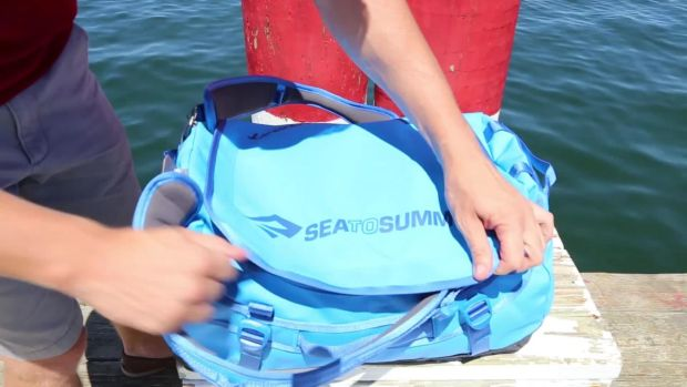 Tested: Sea-to-Summit Dry Bag