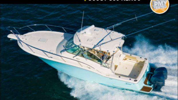 Donzi R 80 Power Amp Motoryacht