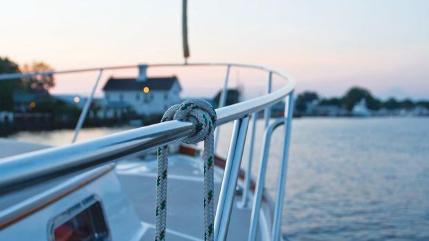 Boat in Essex CT