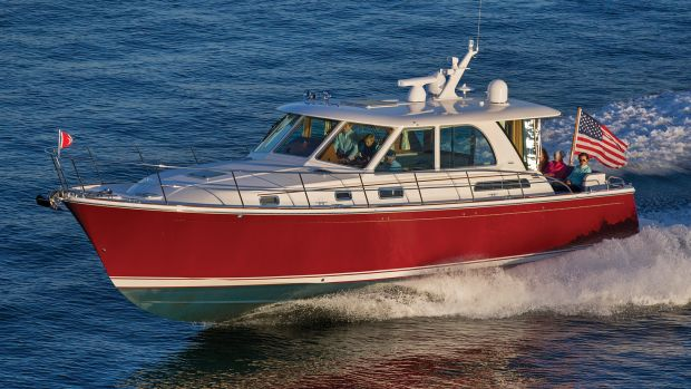Sabre 45 Salon Express