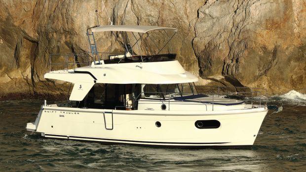 Beneteau's Swift Trawler 35