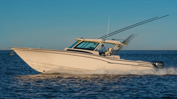 First Look: Grady-White 456