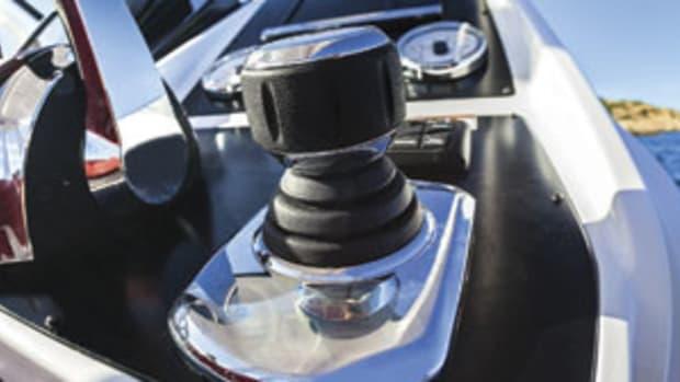 Mercury joystick