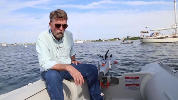 Tested: Torqeedo 1003 Travel Electric Outboard