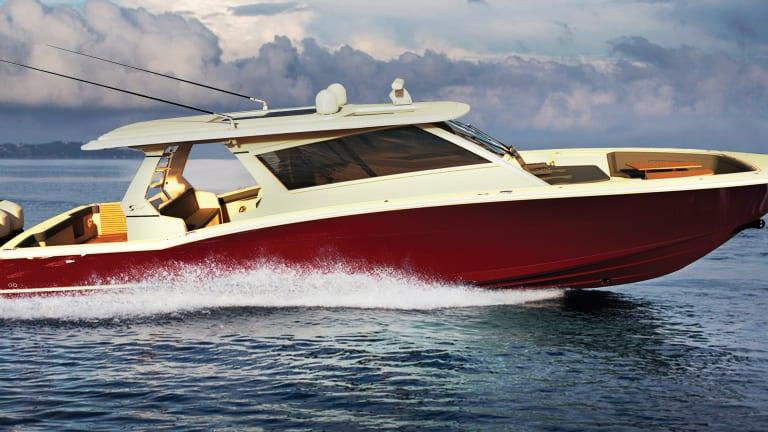 Drawing Board Scout 530 Lxs Power Amp Motoryacht