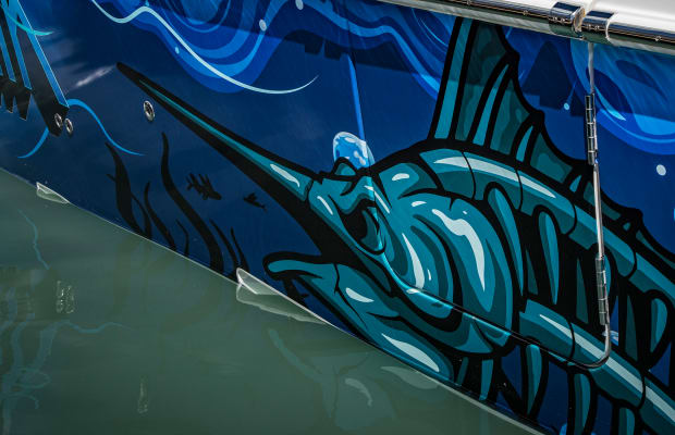 All About Vinyl Wrapping Your Boat