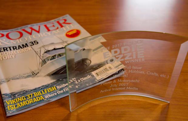 Power & Motoryacht is Award Winner Again