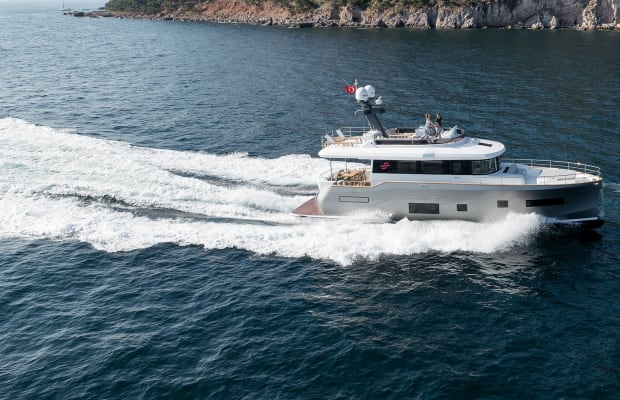 First Look: Sirena 56