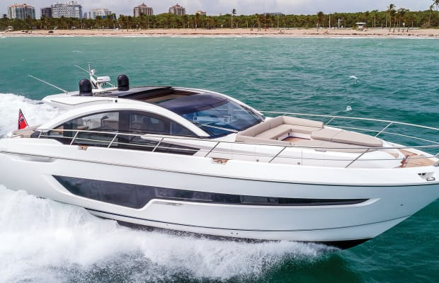 First Look: Fairline 63 GTO