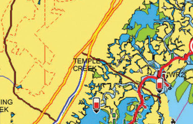 When Relying on Your Boat's Auto-Routing Goes Wrong