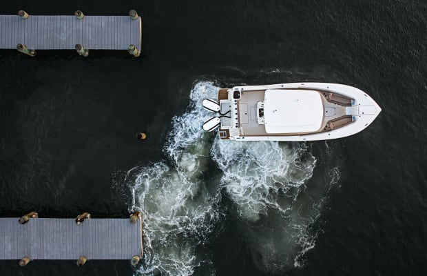 Digital, Fuel-Efficient Outboards for Your Boat