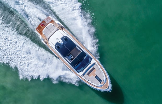 Tested: Fairline 63 GTO